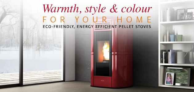 Eco-friendly, Enery Efficient, Pellet Stoves to heat your home