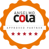 Cola Approved logo